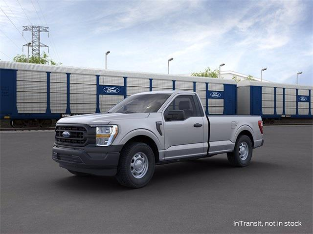 2021 Ford F-150 Regular Cab 4x2, Pickup #ND44709 - photo 3