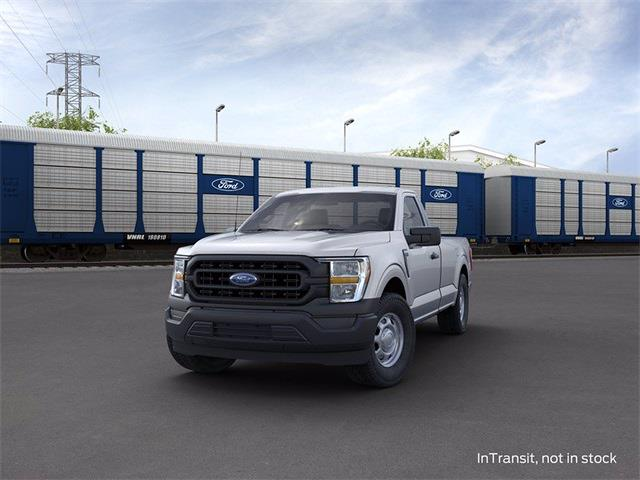 2021 Ford F-150 Regular Cab 4x2, Pickup #ND44709 - photo 4