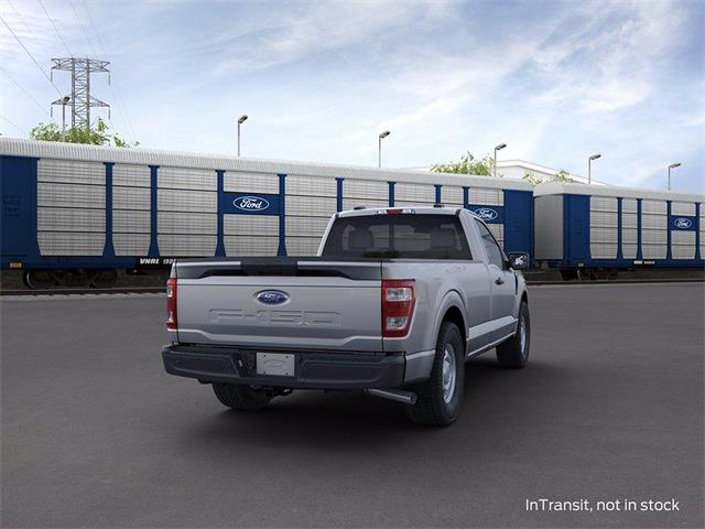 2021 Ford F-150 Regular Cab 4x2, Pickup #ND44709 - photo 2