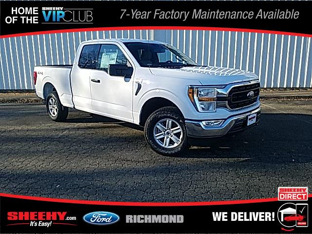 2021 Ford F-150 Super Cab 4x4, Pickup #ND44712 - photo 1