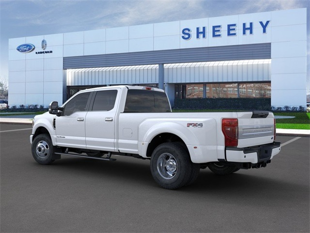 2020 F-350 Crew Cab DRW 4x4, Pickup #ND46052 - photo 2