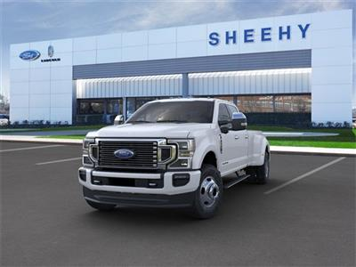 2020 F-350 Crew Cab DRW 4x4, Pickup #ND46052 - photo 3