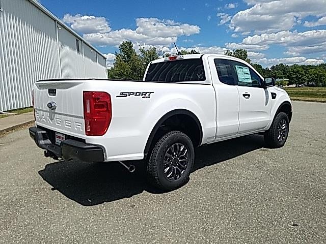 2021 Ford Ranger Super Cab 4x4, Pickup #ND48672 - photo 1
