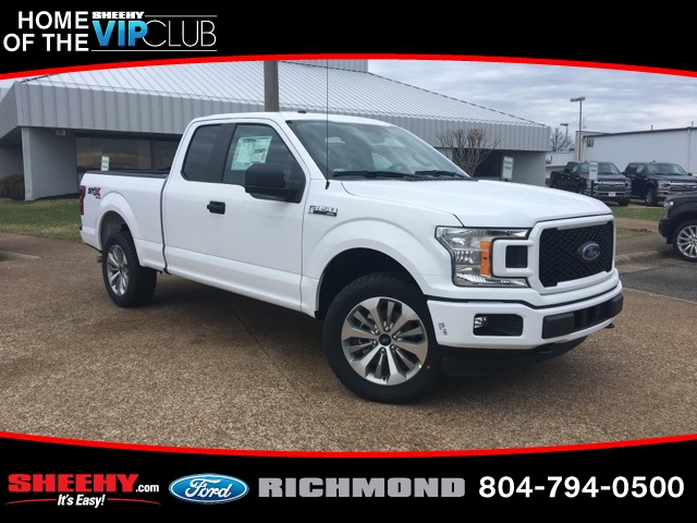 2018 F-150 Super Cab 4x4, Pickup #ND51037 - photo 1