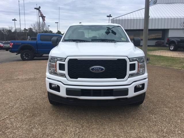 2018 F-150 Super Cab 4x4, Pickup #ND51037 - photo 3