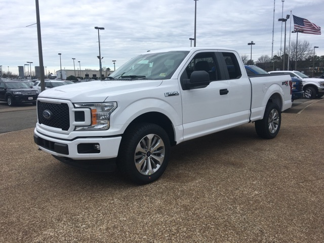 2018 F-150 Super Cab 4x4, Pickup #ND51037 - photo 4