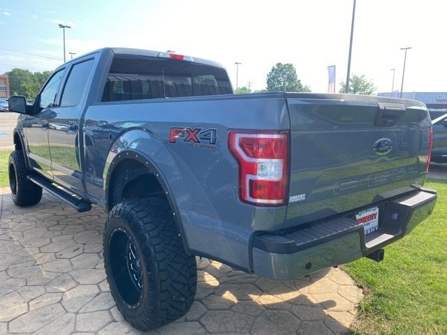 2020 Ford F-150 SuperCrew Cab 4x4, Pickup #ND59736 - photo 5