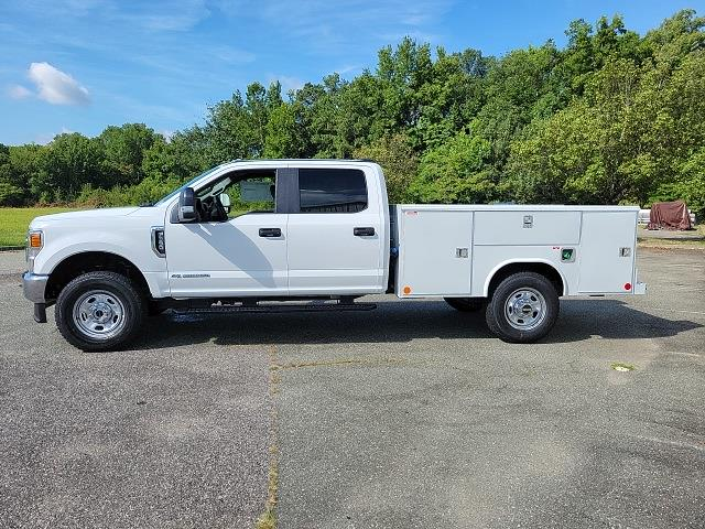2021 Ford F-350 Crew Cab 4x4, Reading Classic II Steel Service Body #ND60680 - photo 5