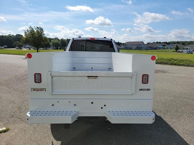 2021 Ford F-350 Crew Cab 4x4, Reading Classic II Steel Service Body #ND60680 - photo 7