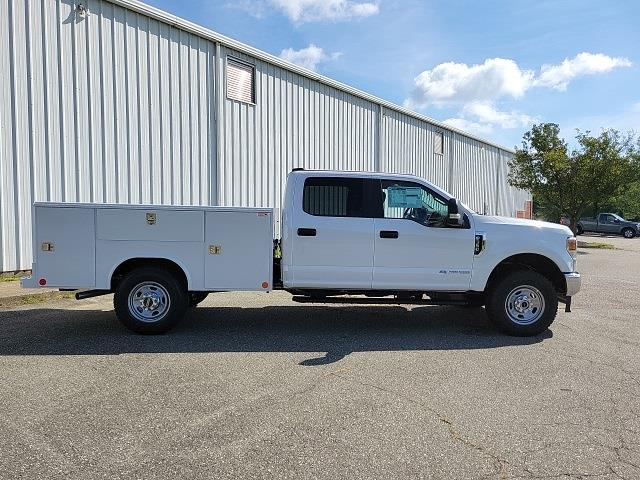 2021 Ford F-350 Crew Cab 4x4, Reading Classic II Steel Service Body #ND60680 - photo 8