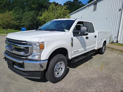 2021 Ford F-350 Crew Cab 4x4, Reading Classic II Steel Service Body #ND60680 - photo 4