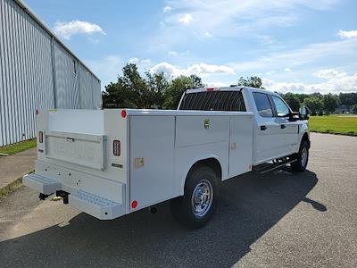 2021 Ford F-350 Crew Cab 4x4, Reading Classic II Steel Service Body #ND60680 - photo 2