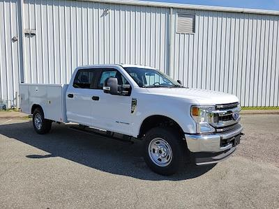 2021 Ford F-350 Crew Cab 4x4, Reading Classic II Steel Service Body #ND60680 - photo 9