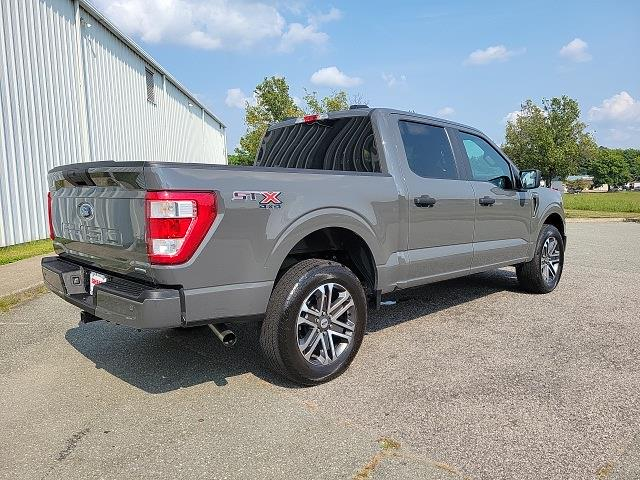 2021 Ford F-150 SuperCrew Cab 4x4, Pickup #ND68410 - photo 8