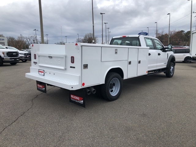 2019 F-450 Crew Cab DRW 4x4,  Reading Service Body #ND71884 - photo 1