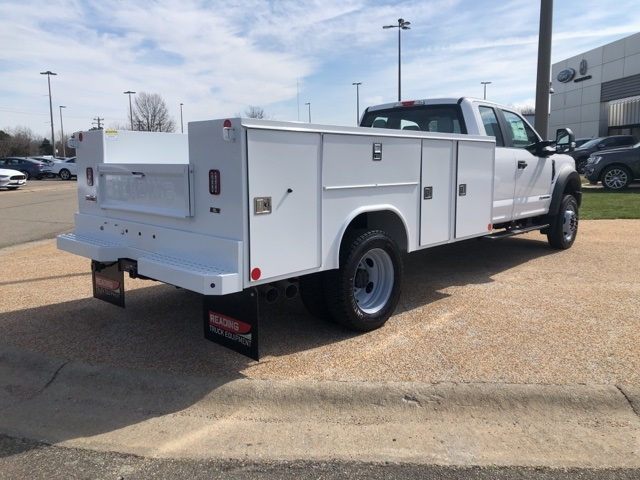 2019 F-450 Super Cab DRW 4x2,  Reading Service Body #ND72261 - photo 1