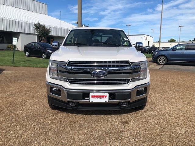 2018 F-150 SuperCrew Cab 4x4,  Pickup #ND73279 - photo 3