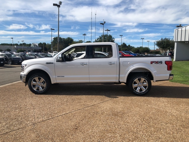 2018 F-150 SuperCrew Cab 4x4,  Pickup #ND73279 - photo 5