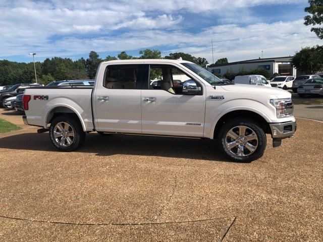 2018 F-150 SuperCrew Cab 4x4,  Pickup #ND73279 - photo 8