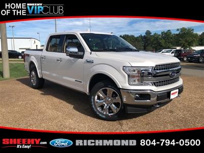 2018 F-150 SuperCrew Cab 4x4,  Pickup #ND73279 - photo 1