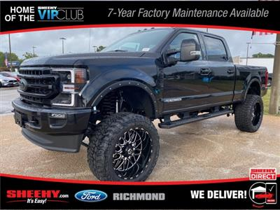 2020 Ford F-250 Crew Cab 4x4, Pickup #ND75512 - photo 4