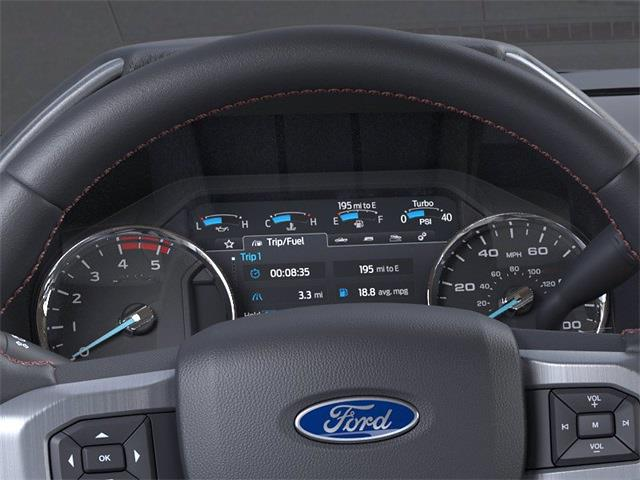 2021 Ford F-350 Crew Cab DRW 4x4, Pickup #ND77173 - photo 13
