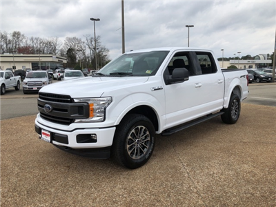 2018 F-150 SuperCrew Cab 4x4,  Pickup #ND78607 - photo 4