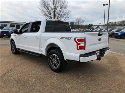 2018 F-150 SuperCrew Cab 4x4,  Pickup #ND78607 - photo 6