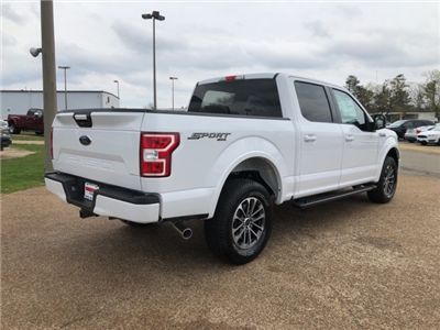 2018 F-150 SuperCrew Cab 4x4,  Pickup #ND78607 - photo 2