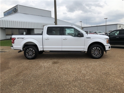 2018 F-150 SuperCrew Cab 4x4,  Pickup #ND78607 - photo 8