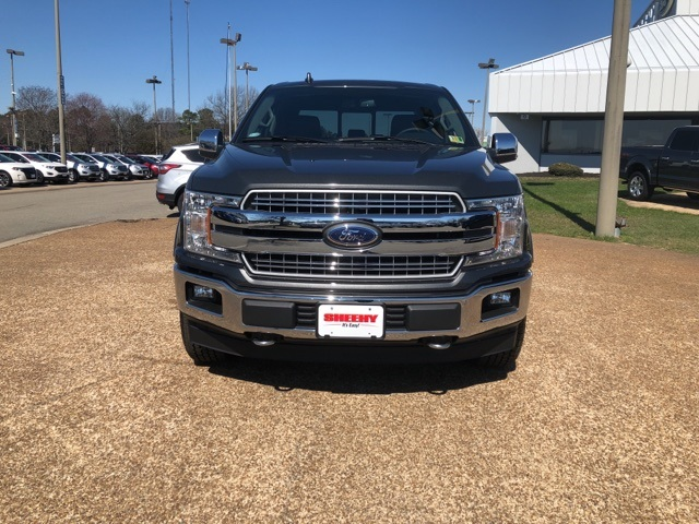 2018 F-150 SuperCrew Cab 4x4, Pickup #ND78608 - photo 3