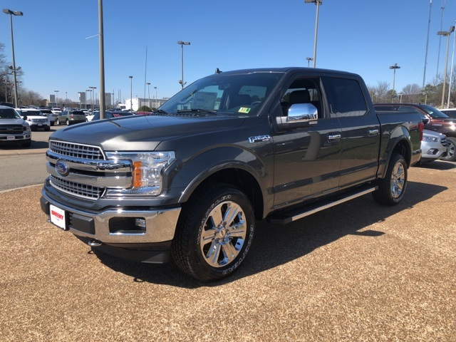 2018 F-150 SuperCrew Cab 4x4, Pickup #ND78608 - photo 4