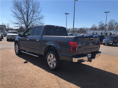 2018 F-150 SuperCrew Cab 4x4, Pickup #ND78608 - photo 6