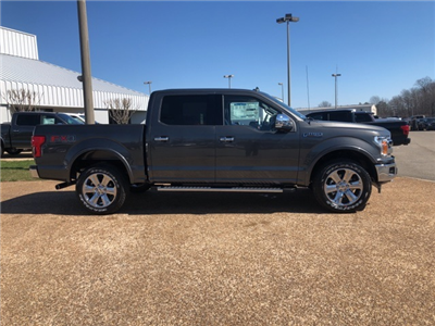 2018 F-150 SuperCrew Cab 4x4, Pickup #ND78608 - photo 8