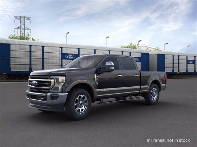 2020 Ford F-250 Crew Cab 4x4, Pickup #ND83142 - photo 3