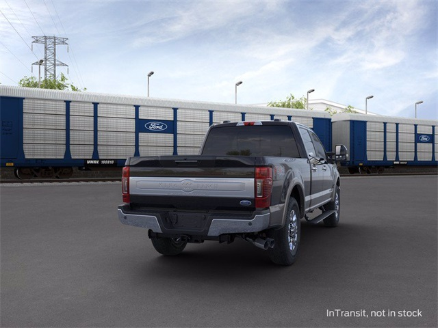 2020 Ford F-250 Crew Cab 4x4, Pickup #ND83142 - photo 2