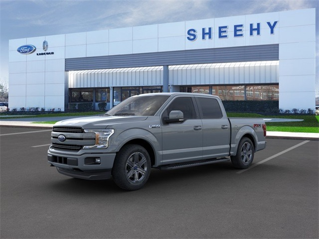2020 F-150 SuperCrew Cab 4x4, Pickup #ND86518 - photo 1