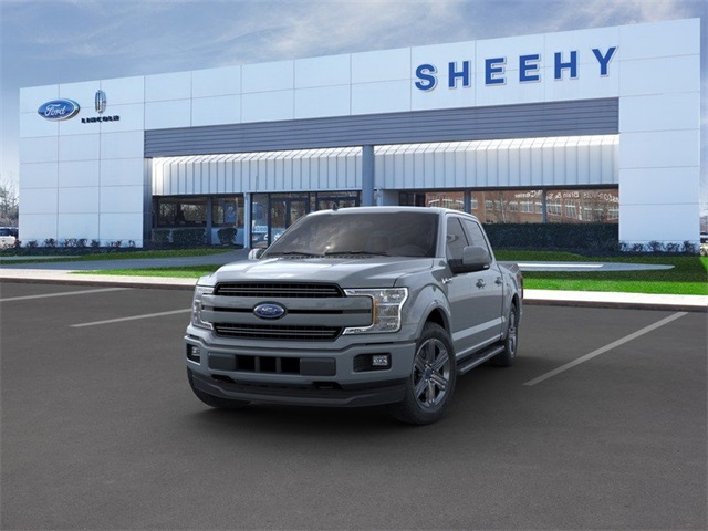 2020 F-150 SuperCrew Cab 4x4, Pickup #ND86518 - photo 3