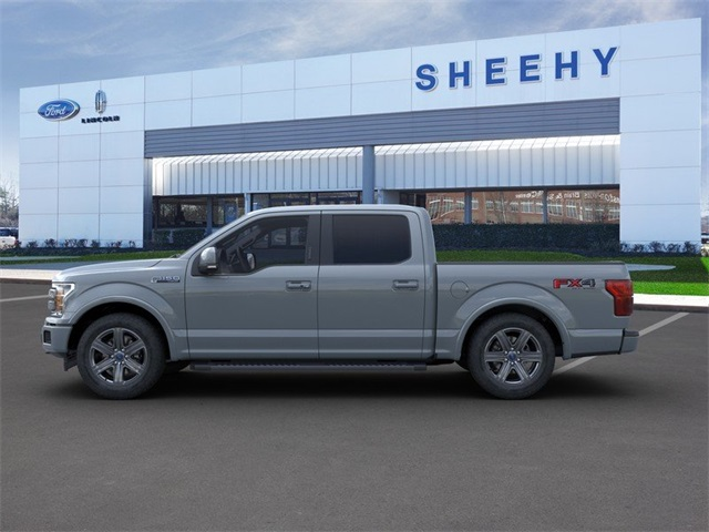 2020 F-150 SuperCrew Cab 4x4, Pickup #ND86518 - photo 4