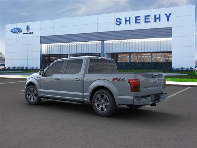 2020 F-150 SuperCrew Cab 4x4, Pickup #ND86518 - photo 2