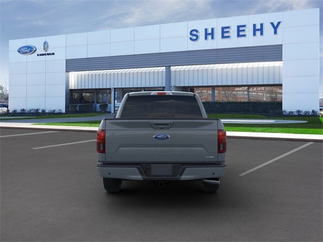 2020 F-150 SuperCrew Cab 4x4, Pickup #ND86518 - photo 5