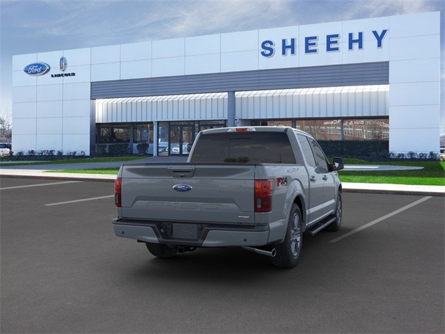 2020 F-150 SuperCrew Cab 4x4, Pickup #ND86518 - photo 8