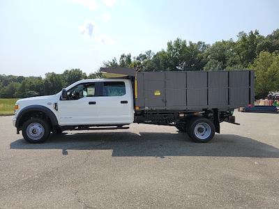 2021 F-450 Crew Cab DRW 4x4,  PJ's Truck Bodies Landscape Dump #ND98891 - photo 5