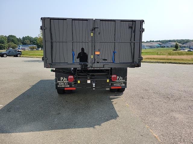 2021 F-450 Crew Cab DRW 4x4,  PJ's Truck Bodies Landscape Dump #ND98894 - photo 7