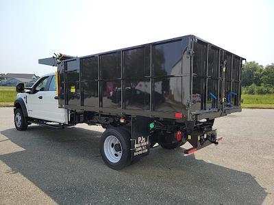 2021 F-450 Crew Cab DRW 4x4,  PJ's Truck Bodies Landscape Dump #ND98894 - photo 6