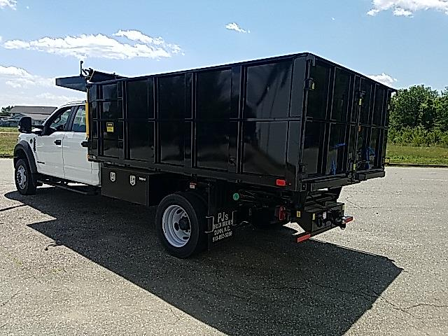 2020 Ford F-450 Crew Cab DRW 4x4, PJ's Landscape Dump #ND98897 - photo 6