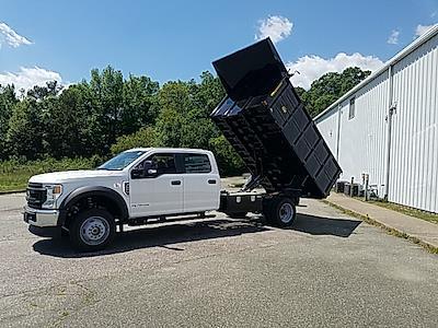 2020 Ford F-450 Crew Cab DRW 4x4, PJ's Landscape Dump #ND98897 - photo 13