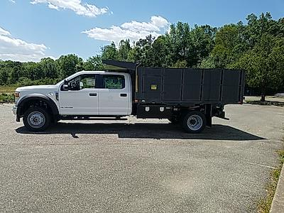 2020 Ford F-450 Crew Cab DRW 4x4, PJ's Landscape Dump #ND98897 - photo 5