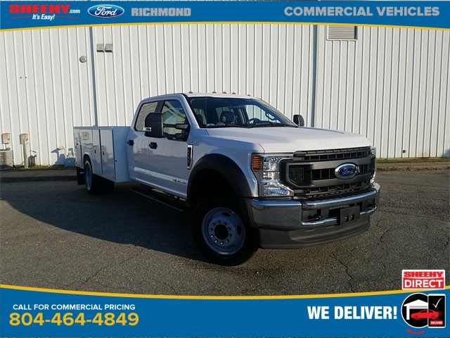2020 Ford F-550 Crew Cab DRW 4x2, Reading Service Body #ND99548 - photo 1