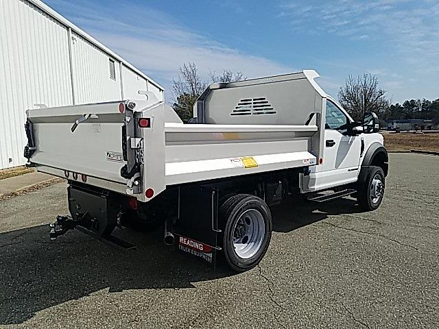 2020 Ford F-450 Regular Cab DRW 4x4, Crysteel Dump Body #NDA13185 - photo 1